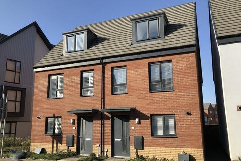 3 bedroom terraced house for sale - Ffordd Y Dociau, Barry
