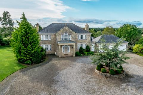 5 bedroom detached house for sale - Burgham Park, Felton, Morpeth, Northumberland