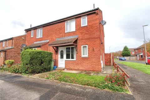 3 bedroom semi-detached house for sale - Troon Close, Wolviston Court