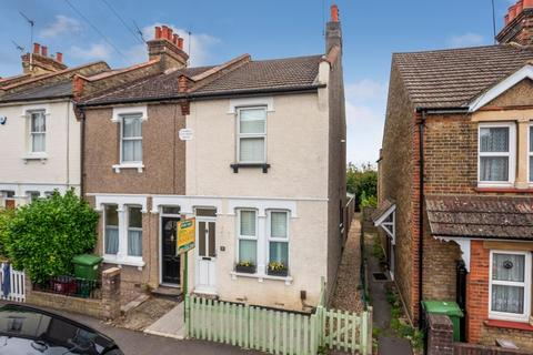 2 bedroom end of terrace house for sale - Oxford Road, Sidcup, DA14 6LW