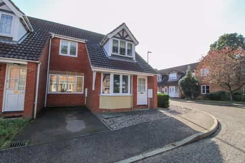 3 bedroom terraced house for sale - Firethorn Close, Taverham, Norwich