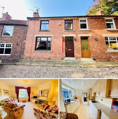 3 bedroom terraced house for sale - The Wynd, Hutton Rudby, Yarm, North Yorkshire