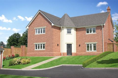 4 bedroom detached house for sale - Plot 2, Chelwood View, Crew Green, Shrewsbury, SY5