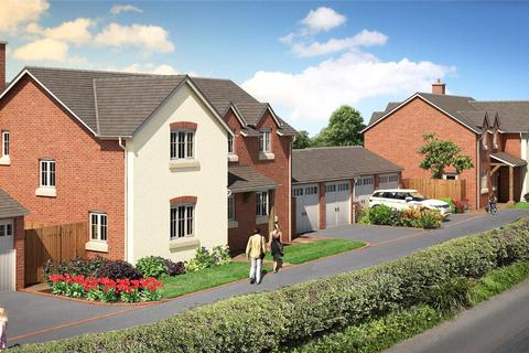 4 bedroom detached house for sale - Plot 5, Chelwood View, Crew Green, Shrewsbury, SY5