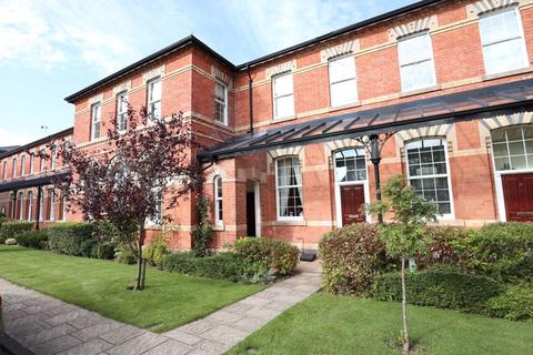 2 bedroom terraced house - Knightsbridge Square, Pavilion Way, Macclesfield