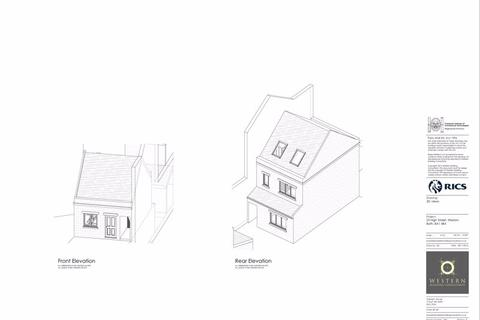 Land for sale - Land at Rear of the High Street, Weston Village, Bath