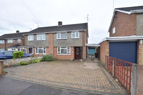 3 bedroom semi-detached house for sale - Sawtry Close, Luton