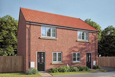 2 bedroom semi-detached house for sale - Plot 44, The Harcourt at Ferriby Rise, Fenwick Road, Scartho Top, Grimsby DN33
