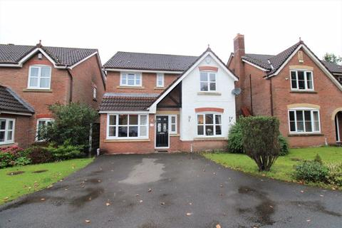 4 bedroom detached house for sale - Ladyhill View, Ellenbrook, M28