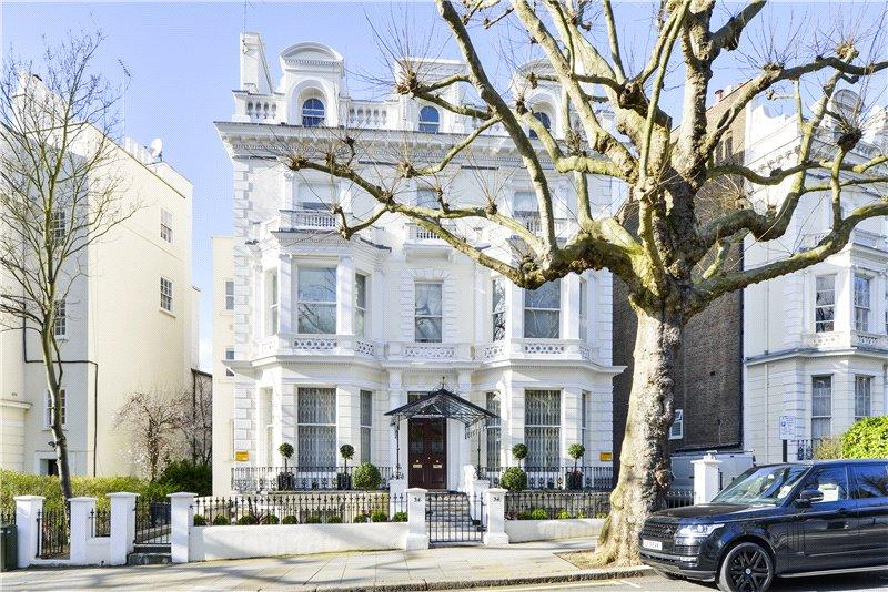 4 Bedrooms Flat for sale in Holland Park, London