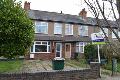 3 bedroom terraced house to rent - Sir Henry Parkes Rd, Canley, Coventry