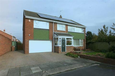 5 bedroom detached house for sale - Wenlock Drive, Preston Grange, North Shields, NE29