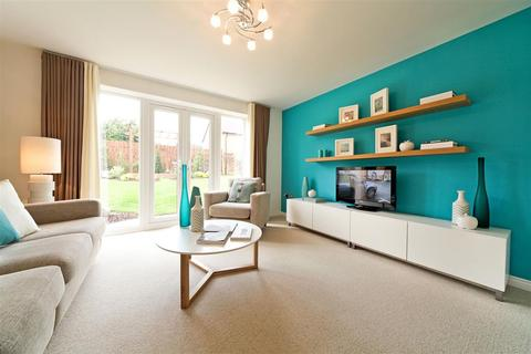 3 bedroom terraced house for sale - Plot The Ingleton - 423, The Ingleton - Plot 423 at Marston Grange, Marston Grange, Beaconside, Marston Gate ST16