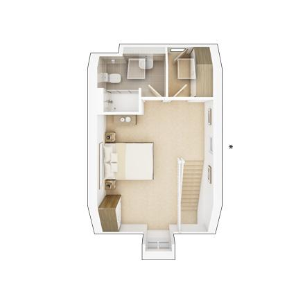 Floorplan 3 of 3: Ingleton  SF  floorplan  Marston Grange ph2