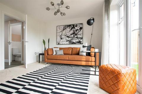 3 bedroom terraced house - Plot The Ingleton - 423, The Ingleton - Plot 423 at Marston Grange, Marston Grange, Beaconside, Marston Gate ST16