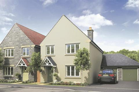 4 bedroom detached house - The Midford - Plot 415 at Nexus at Lyde Green, Honeysuckle Road, Lyde Green, Emersons Green BS16