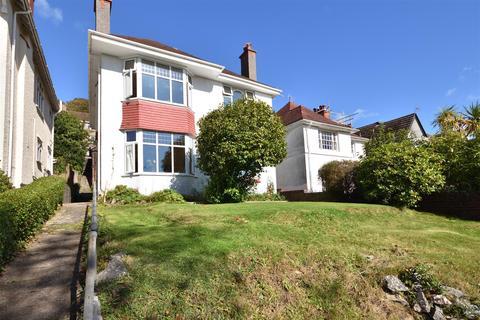 5 bedroom detached house for sale - Hillside Crescent, Uplands, Swansea
