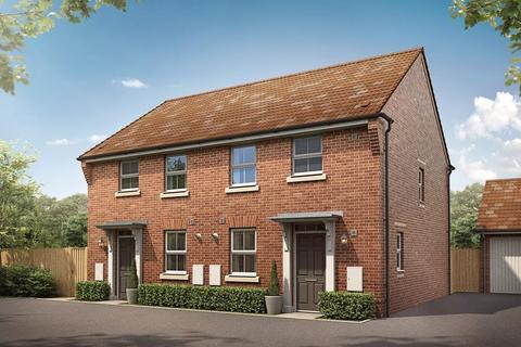 2 bedroom semi-detached house for sale - Plot 81, Ashdown at Moorland Gate, Taunton Road, Bishops Lydeard, TAUNTON TA4