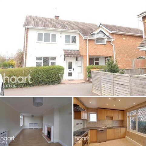 4 bedroom semi-detached house to rent - Churchfield Road, Houghton Regis