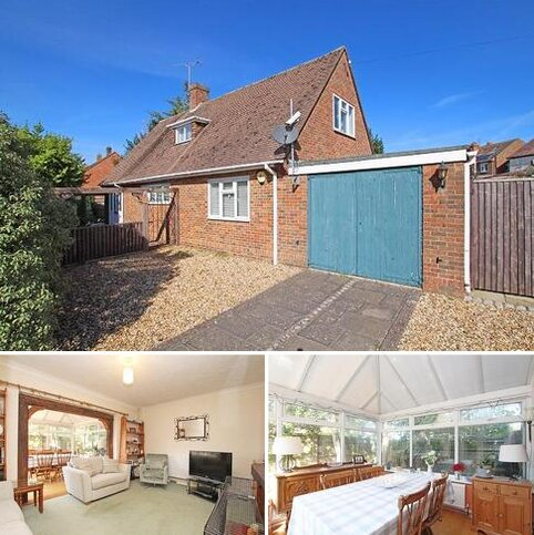 3 bedroom detached bungalow for sale - Kingsham Avenue, Chichester PO19
