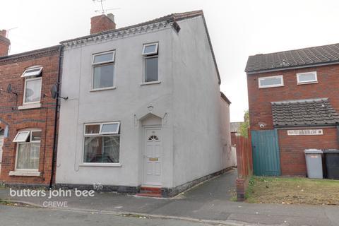 3 bedroom end of terrace house for sale - Ramsbottom Street, Crewe