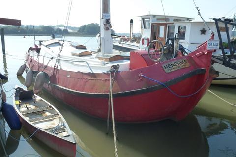 2 bedroom houseboat for sale - Ferry Quay, Woodbridge, IP12