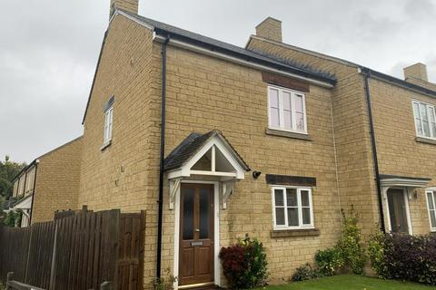 2 bedroom end of terrace house for sale - Witney,  Oxfordshire,  OX28