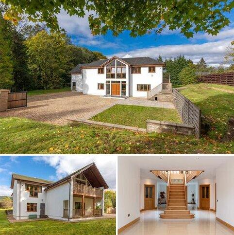 4 bedroom detached house for sale - Aurora, 42 Old Mugdock Road, Strathblane, Glasgow, G63