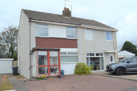 2 bedroom semi-detached house for sale - 20 Barony Court, ARDROSSAN, KA22 8DZ