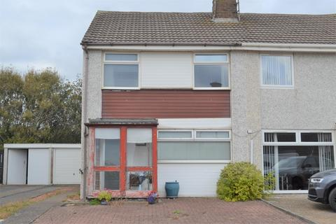 2 bedroom semi-detached house - 20 Barony Court, ARDROSSAN, KA22 8DZ