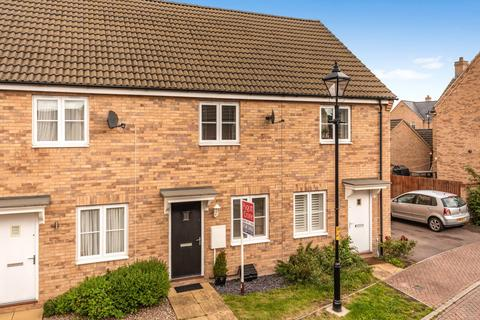 2 bedroom terraced house for sale - Rosemary Drive, Witham St Hughs, LN6