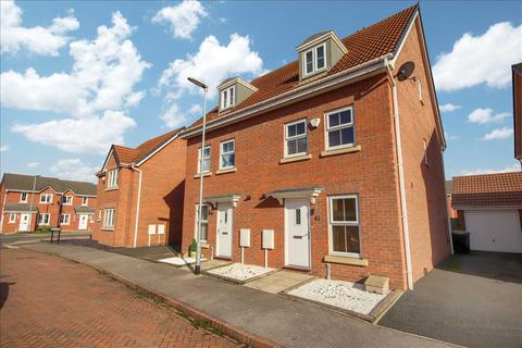 4 bedroom semi-detached house - Quintus Place, North Hykeham, Lincoln