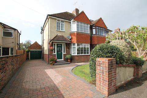 3 bedroom semi-detached house for sale - The Driveway, Shoreham, West Sussex, BN43 5GG