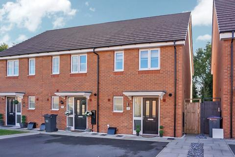 2 bedroom semi-detached house for sale - Squires Croft, Walmley