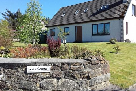 4 bedroom detached house for sale - 1 Ross Gardens, Bonar Bridge, Sutherland IV24 3AJ