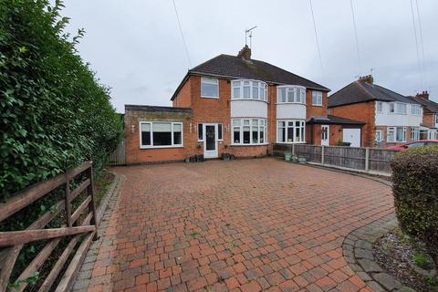 3 bedroom semi-detached house for sale - Millstone Lane, Syston