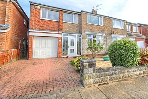4 bedroom semi-detached house for sale - Burniston Drive, Wolviston Court
