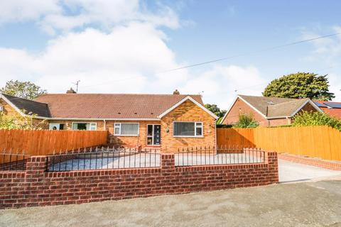 4 bedroom semi-detached bungalow for sale - Reynolds Close, Melton, North Ferriby