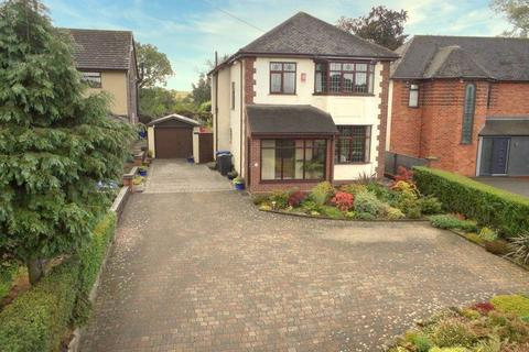 3 bedroom detached house for sale - Ash Bank Road, Werrington, ST2 9DR
