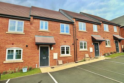 2 bedroom terraced house for sale - Tulip Walk, Gnosall, Stafford