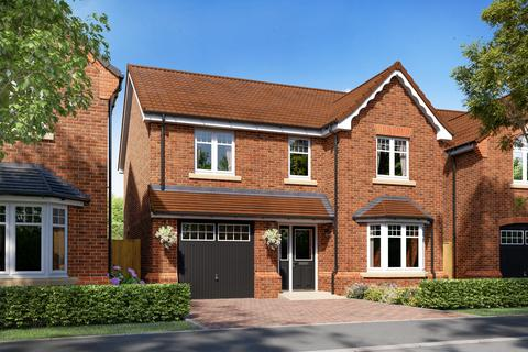 4 bedroom detached house for sale - Plot 36 - The Tonbridge at Rosendale Gardens, Nethermoor Drive, Wickersley, Rotherham, S66 1EB S66