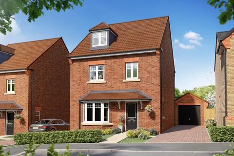 4 bedroom detached house for sale - Plot 35 - The Buxton at Rosendale Gardens, Nethermoor Drive, Wickersley, Rotherham, S66 1EB S66