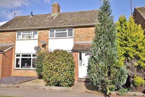 2 bedroom semi-detached house for sale - LANCUT ROAD, Witney OX28 5AG