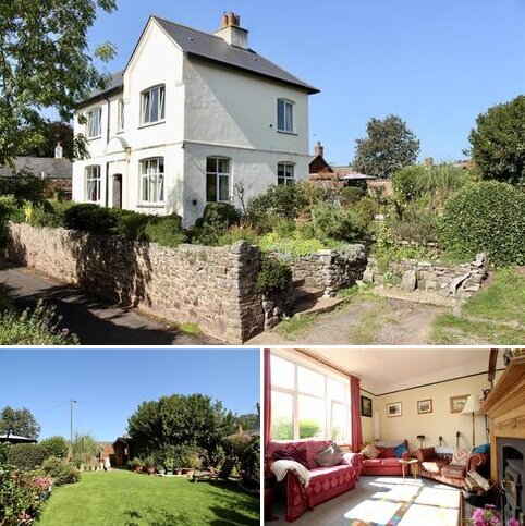 3 bedroom detached house for sale - Newcourt Road, Silverton, Exeter