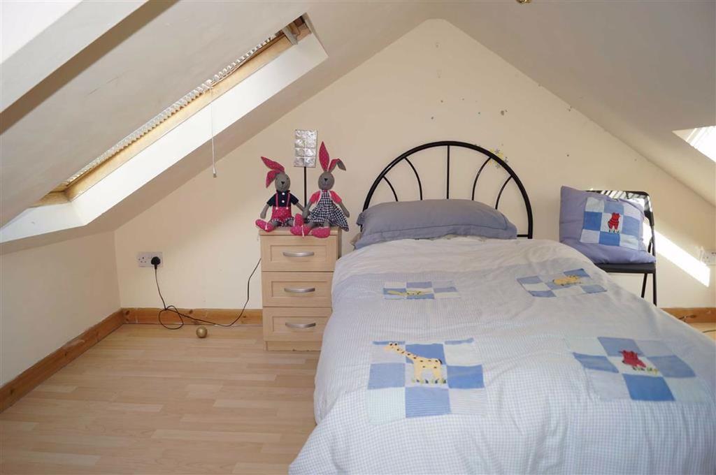 4 th bedroom (attic)