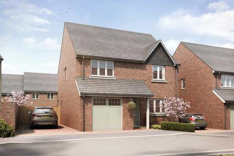 Linden Homes - Sandrock - Plot 71 - The Ashenford at Riverside Walk, Wear Barton Road EX2