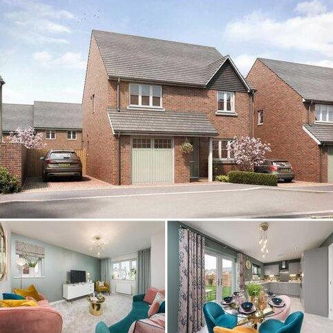 4 bedroom detached house for sale - Plot 24, The Goodridge at Sandrock, Gypsy Hill Lane EX1