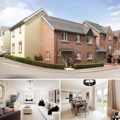 4 bedroom detached house for sale - Plot 23, The Dorset at Sandrock, Gypsy Hill Lane EX1