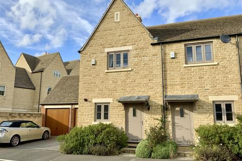 2 bedroom end of terrace house for sale - Shilham Way, Cirencester