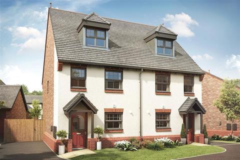 3 bedroom semi-detached house for sale - The Alton G Plot 10 at Heathfield Farm, Dean Row Road SK9